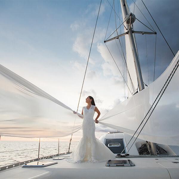 Casamentos no Tejo