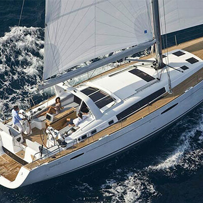 Super Deluxe Sailing Yacht
